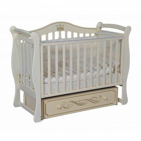 Детская кровать Джулия 11, манеж + бесплатная доставка! Манеж Алматы