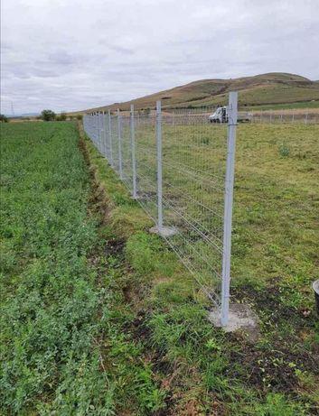 Garduri din plasa metalica