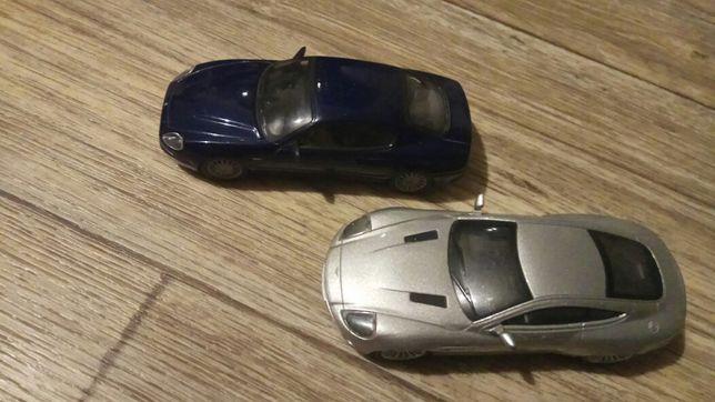 Коллекционные модели машин DeAgostini. 2 штуки.
