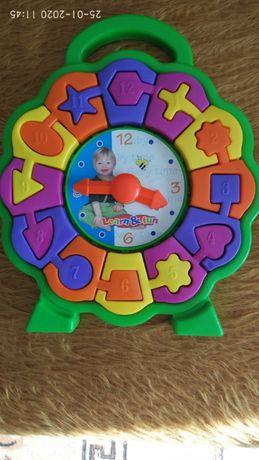детски часовник с раничка