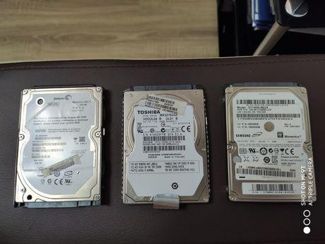 Vand 3 HDD laptop