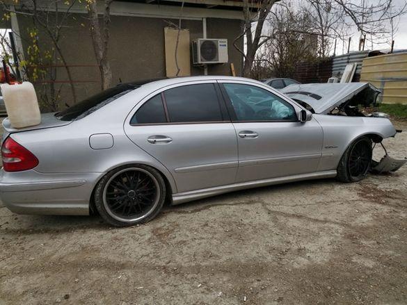 Mercedes Е 500 НА ЧАСТИ!!