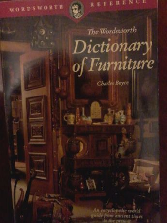 Charles Boyce - Dictionary of Furniture