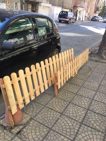 Градински декоративни оградки