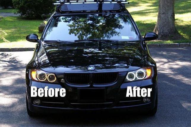 Led Marker Angel Eyes BMW Seria 3 5 6 7 1 E39 E60 E90 E91 E53 E63 E65