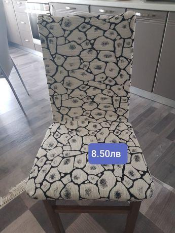 Калъфи за столове Дамаска ЕЛАСТИЧНИ