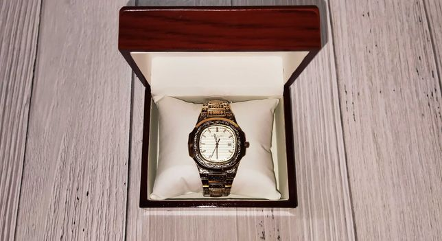 Наручные часы Patek Philippe мужские ЗОЛОТО