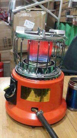 Газовый обогреватель-плита