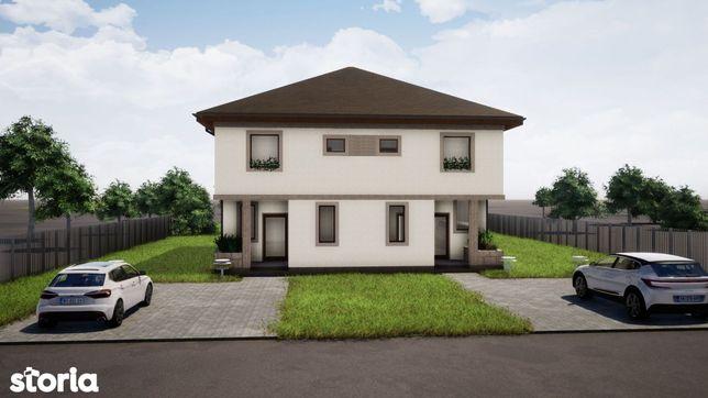 Duplex- mosnita noua- locatie buna- toate utilitatile