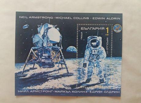 Пощенска марка 3885 - 3891 Космически изследвания 1990г.