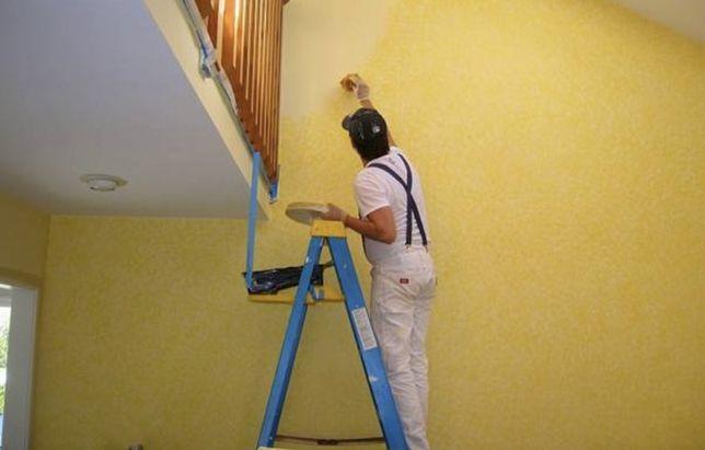 Малярные работы, покраска стен , уборка после ремонта