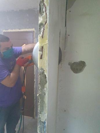 taiat beton armat demolari