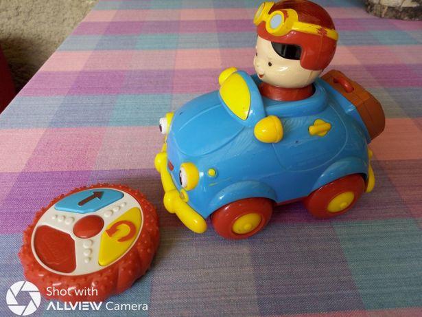 Mașinuță cu telecomanda Clementoni
