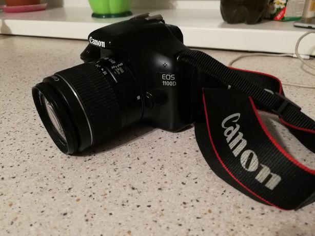 Фотоаппарат Conon EOS 1100D