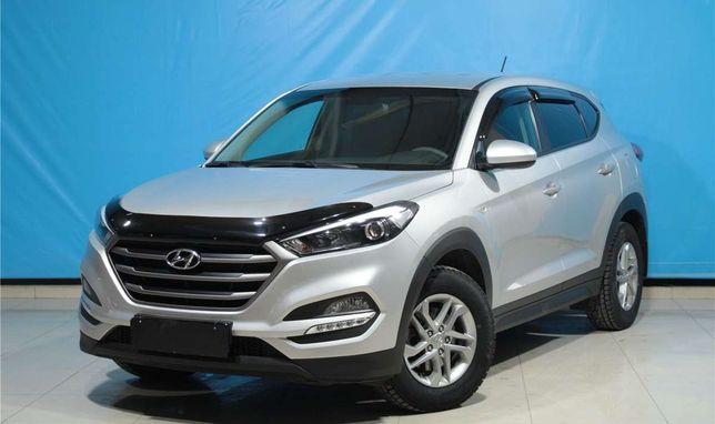 Hyundai Tucson 2017 года. Доступно в кредит