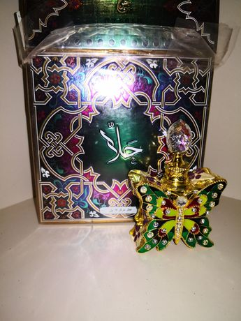 Hala Khalis арабские духи масляные