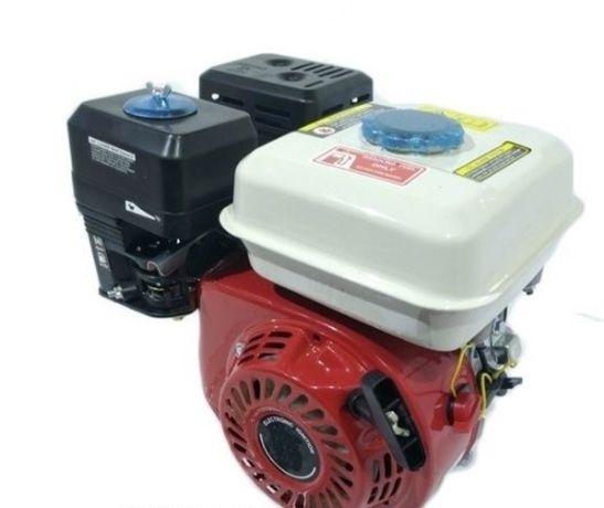 Бензинов двигател за мотофреза 7HP Четиритактов с въздушно охлаждане