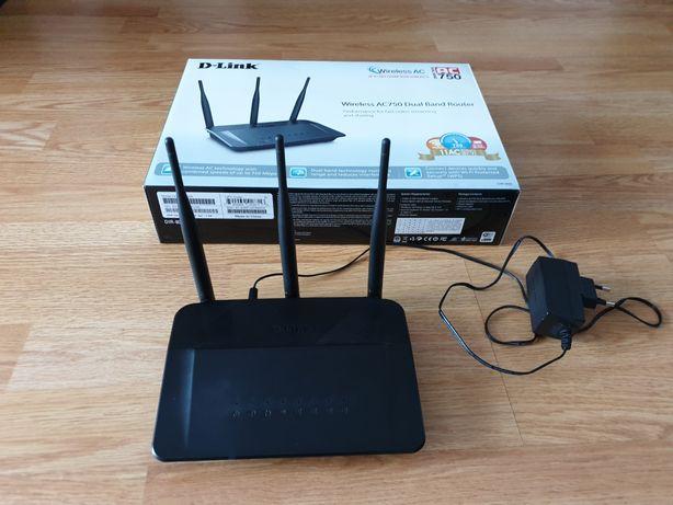 Router Wireless D-Link DIR-809