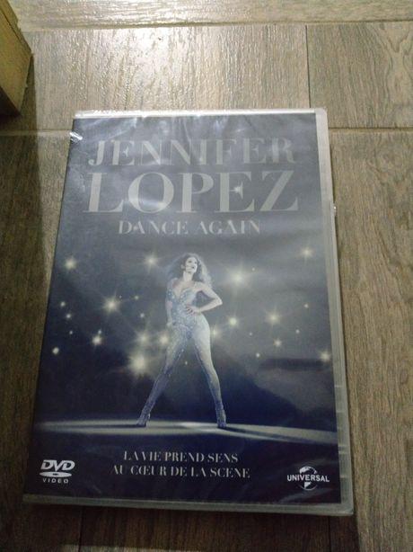 Jennifer Lopez Dance Again concert dvd nou sigilat