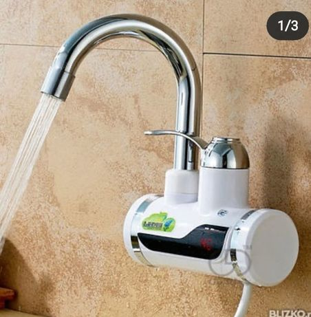 Кран водонагреватель!