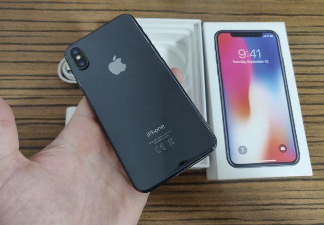 Vând iPhone X 256 Gb, 90% viața bateriei, Liber de Rețea ! Impecabil