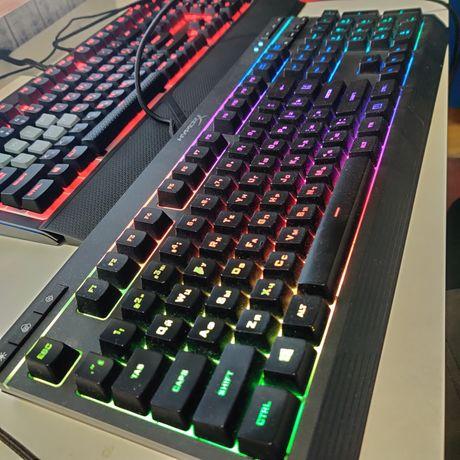 Клавиатура HyperX Alloy Core RGB