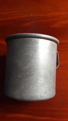 войнишка алуминиева чаша