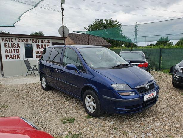Parc Auto vind Fiat Ulyse 2.0 D  fab 2005. Garantie 3 luni 2250e RATE
