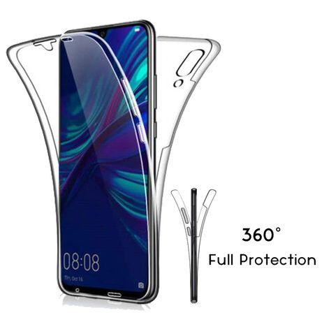 ‼️ Силиконов 360° градуса кейс Huawei P40 P30 Pro Lite Y6 Y7 2019 Mate