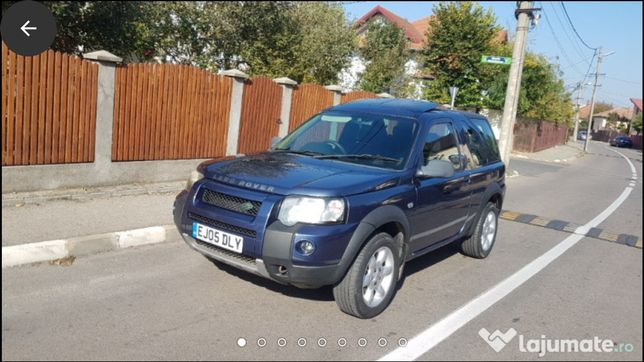 Alternator Land Rover Freelander 1.8benzina, compresor, electromotor.