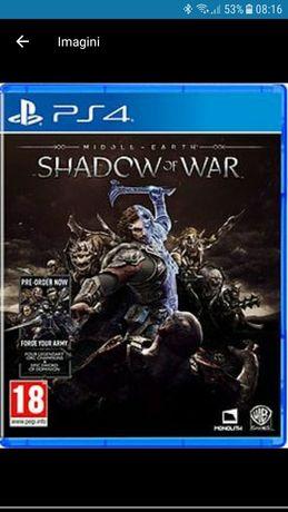 Joc ps4 shadow of war