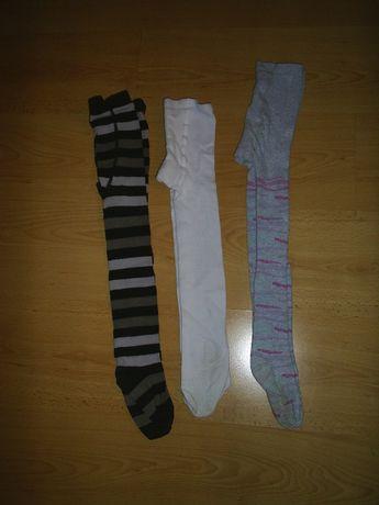 3бр.чорапогащници ,размер 110-116