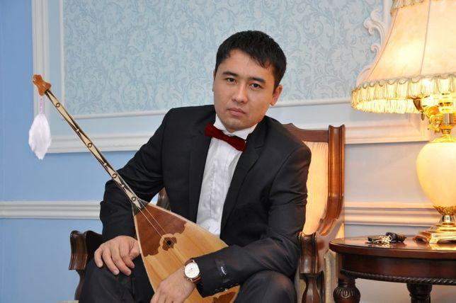 домбрист в Астане 15.000, баянист 25.000,саксофонист,беташар