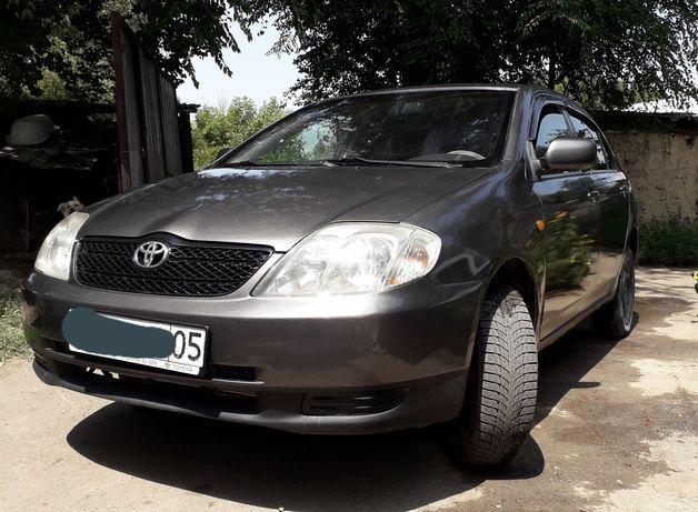Toyota Corolla Тайота Королла