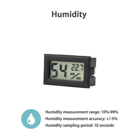 Гигрометр для комнаты, кухни, измеритель влажности