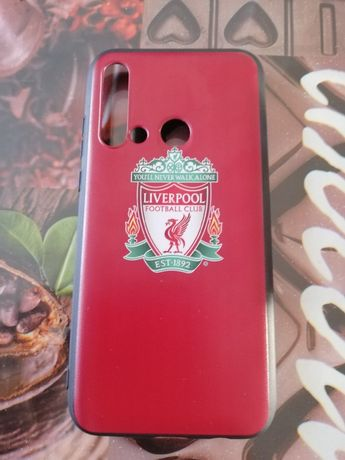Liverpool Case for Huawei p20 lite 2019