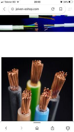 Гумиран кабел ШКПТ 4х10