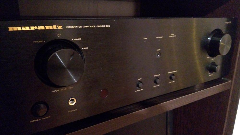 Vând/schimb amplificator Marantz PM 6010 cu amp. NAD Galati - imagine 1