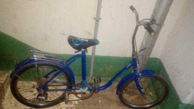 Продаётся велосипед Кама в  отличном  рабочем состоянии