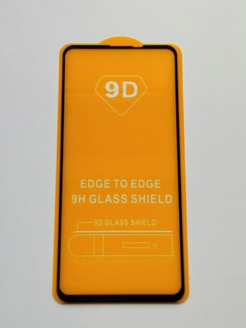 Samsung Galaxy A8s Стъклен протектор 9D Full Glue