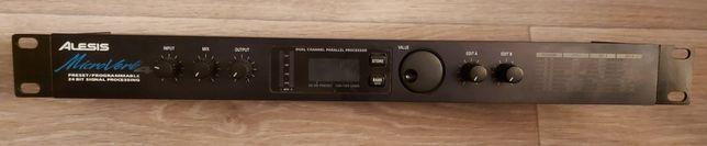 Голосовая обработка AlESIS . (Микшерный пульт , микрофон.)