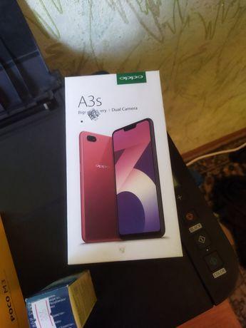 Срочно продам телефон OPPO A3S