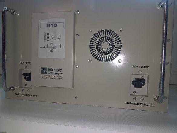 UPS Best Power 6000Va/Online, цената е с вкл ДДС, гаранция
