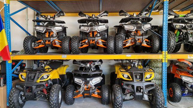 ATV GRIZLLY-HUMMER, 125cc ,noi 2021 , ideal adulti si copii fara Permi