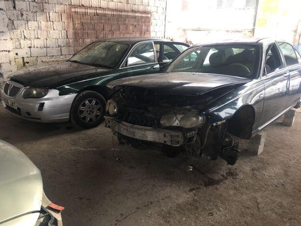 Dezmembrez Rover 75 MGZT dezmembrari orice motorizare si culoare piese