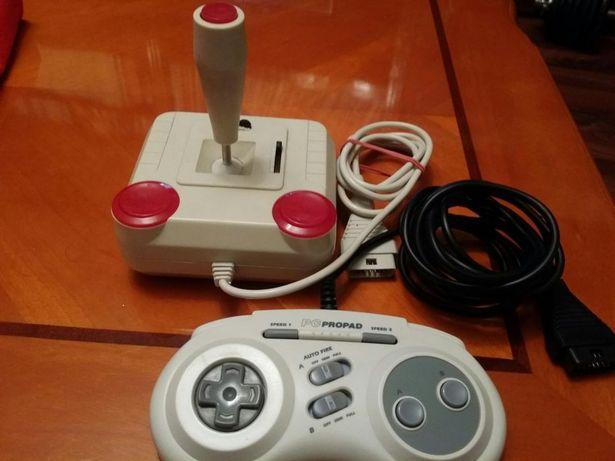 Joystick plus controller