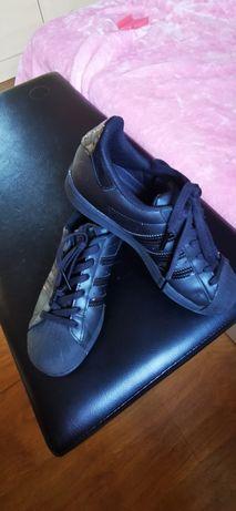 Adidas Superstar negri