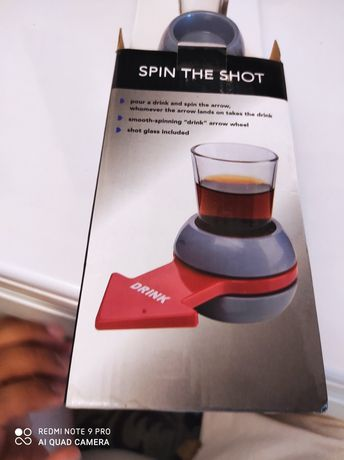 Продам Мини игру Spin the shot.