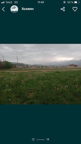 Участок в Талгаре