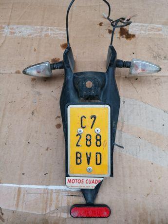 Suport număr Aprilia Rs 2008 / Derbi Gpr